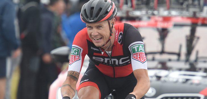 Giro 2018: Abandon Antón, Roche en Vliegen