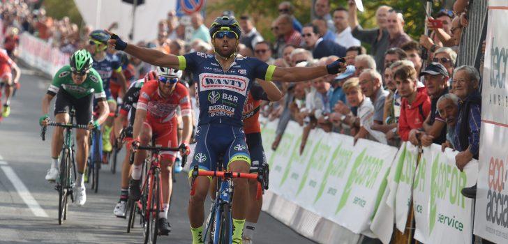 Andrea Pasqualon wint Coppa Sabatini