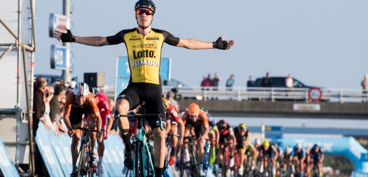 Roosen wint eerste editie Tacx Pro Classic, volledig Nederlands podium