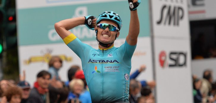 Luis León Sanchez wint Vuelta a Murcia na boeiend schouwspel
