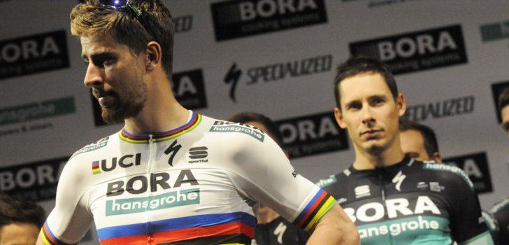Peter Sagan verlengt tot eind 2021 bij BORA-hansgrohe