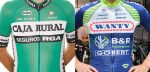 Lichte wijzigingen bij Caja Rural en Wanty-Groupe Gobert