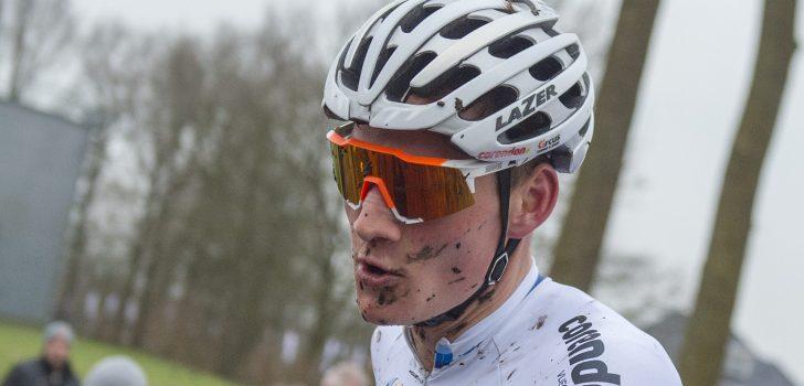 Mathieu van der Poel wint alles in MTB-race La Rioja