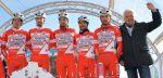 Giro 2018: Androni Giocattoli-Sidermec jaagt op ritsucces