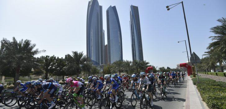 Wildcards UAE Tour voor Gazprom-RusVelo en Novo Nordisk