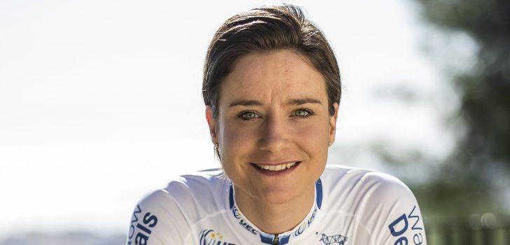 """Marianne Vos voorafgaand aan comeback: """"Ik voel me goed en fit"""""""