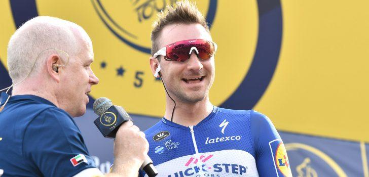 """Viviani ziet kansen voor Quick-Step in San Remo: """"Maar dat ligt aan Sagan"""""""