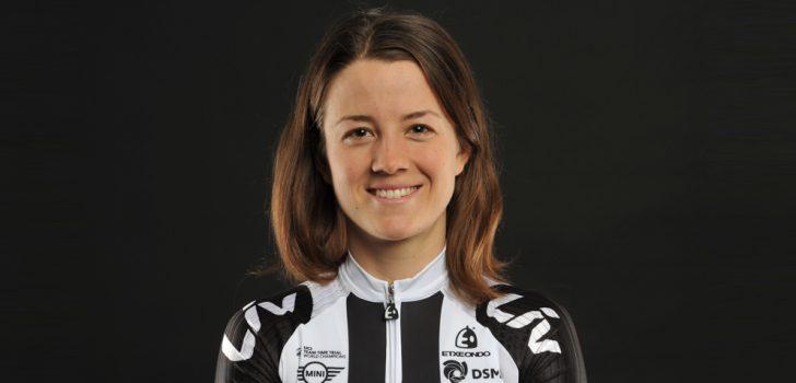 Dubbelslag Ruth Winder in Giro Rosa, Vos vierde