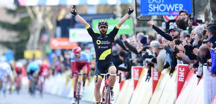 Direct Energie hoopt in 2019 de Giro d'Italia te rijden