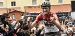 Oud-winnaar Tiesj Benoot start in Strade Bianche