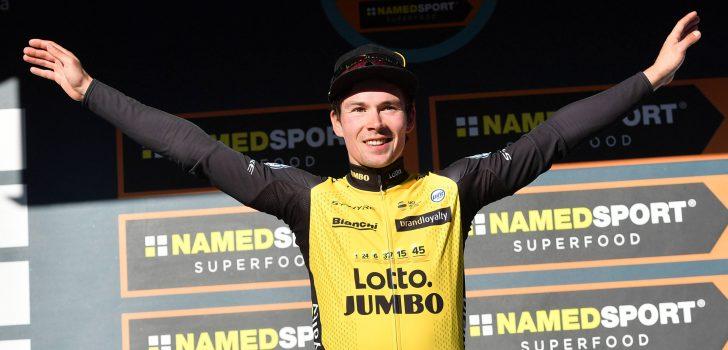 Eindwinst Roglic in Ronde van het Baskenland, Mas boekt eerste profzege