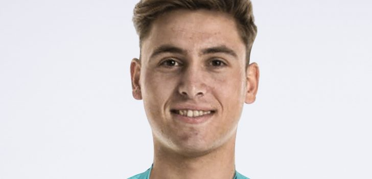 Daan Hoeyberghs naar clubteam Acrog-Tormans