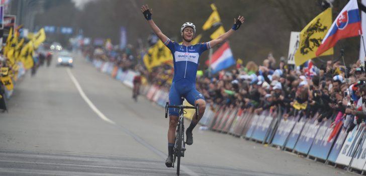 Niki Terpstra de allerbeste in Ronde van Vlaanderen