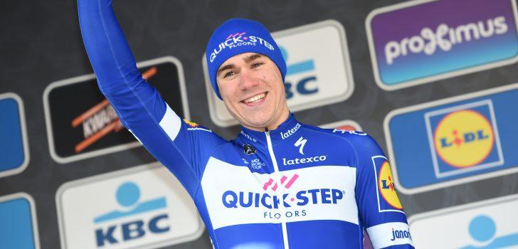 """Fabio Jakobsen: """"Het is een soort droom waar ik in zit"""""""