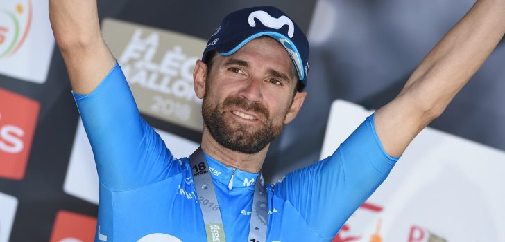 Dubbelslag voor Alejandro Valverde in koninginnenrit Route d´Occitanie