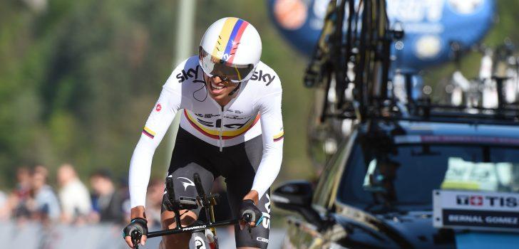 Contador ziet toekomstig Tourwinnaar in Bernal