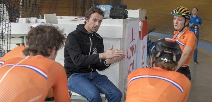 KNWU ziet opnieuw bondscoach vertrekken: Peter Schep tekent bij EF Education First-Drapac