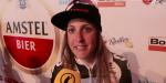 """Lucinda Brand na tweede plaats: """"Moest het wel proberen op de Cauberg"""""""
