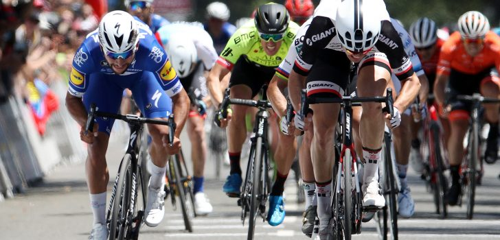 Gaviria besluit Tour of California met nieuwe sprintzege, Bernal eindwinnaar