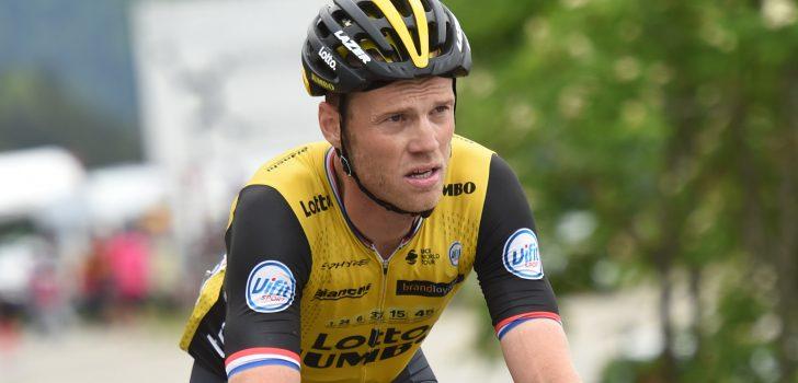 UCI schorst Lars Boom na slaande beweging in Noorwegen
