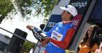 Iván Ramiro Sosa draagt Colombiaans kopmanschap in Tour de l'Avenir