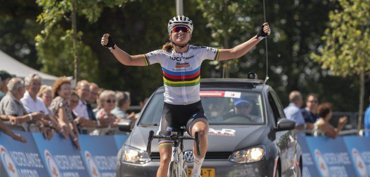 """Chantal Blaak verwacht geen titelprolongatie: """"Mijn steentje bijdragen aan Nederlandse team"""""""