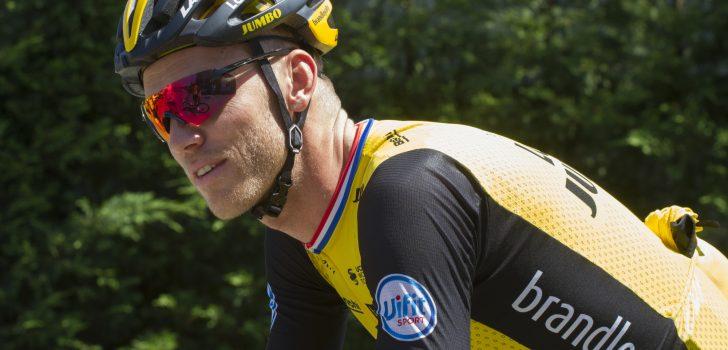 Lars Boom keert in Ronde van Polen terug na schorsing