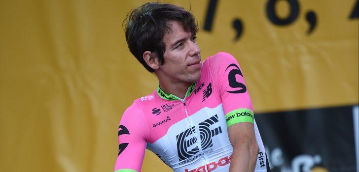 Rigoberto Urán begint nieuwe seizoen in thuisland Colombia