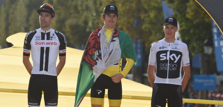 """Armstrong adviseert Dumoulin: """"Ga niet naar de Tour"""""""