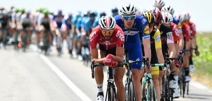 Giro 2019: Jelle Vanendert verlaat de koers