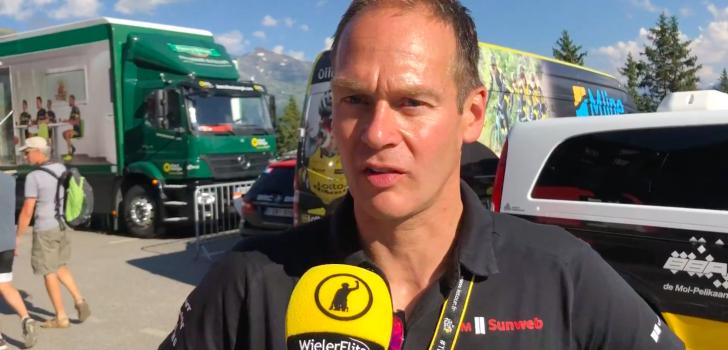 """Spekenbrink: """"Tom heeft in de Giro meer kans dan in de Tour"""""""