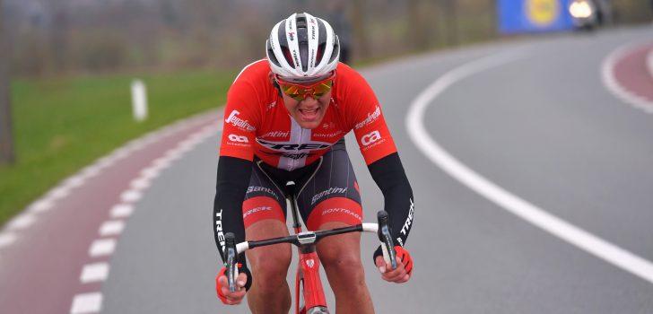 Mads Pedersen beloont werk Jasper Stuyven met winst in Tour de l'Eurométropole