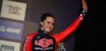 Megan Guarnier zwaait af na dit seizoen