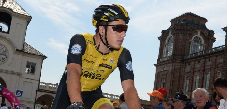 Danny van Poppel sprint naar indrukwekkende zege in Binche-Chimay-Binche