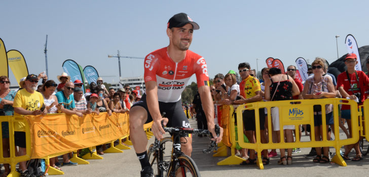Victor Campenaerts, Stef Clement, Robbe Ghys, Boels Ladies Tour