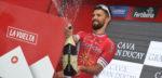 Vuelta 2018: Nacer Bouhanni houdt het voor gezien