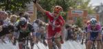 Amalie Dideriksen sprint naar zege in tweede etappe Boels Ladies Tour