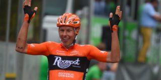 """Taco van der Hoorn na overwinning in Putte-Kapellen: """"Heel raar seizoen geweest"""""""