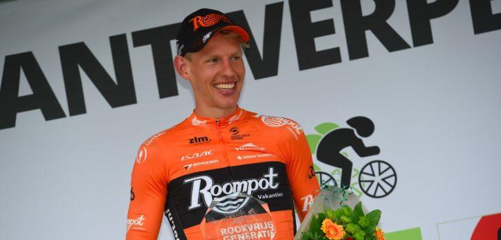 """Van der Hoorn na nieuwe overwinning: """"Vol gaan en hopen dat je ze voor kan blijven"""""""