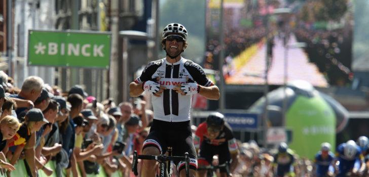 Matthews schrijft Grand Prix de Québec op zijn naam, Roosen vierde