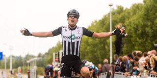 Deen Von Folsach wint Ronde van Midden Nederland