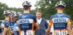 Destil-Parkhotel slinkt naar tien renners in 2019