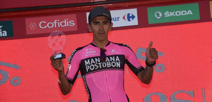 Juan Sebastián Molano gaat vrolijk verder met winnen in China