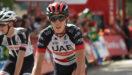 Vuelta 2018: Simone Petilli kampt met hersenschudding na zware val