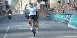 Gianni Moscon wint Giro della Toscana in sprint met drie
