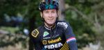 """Van der Haar niet verder dan plek achttien door pech: """"Een zware dag op de fiets"""""""