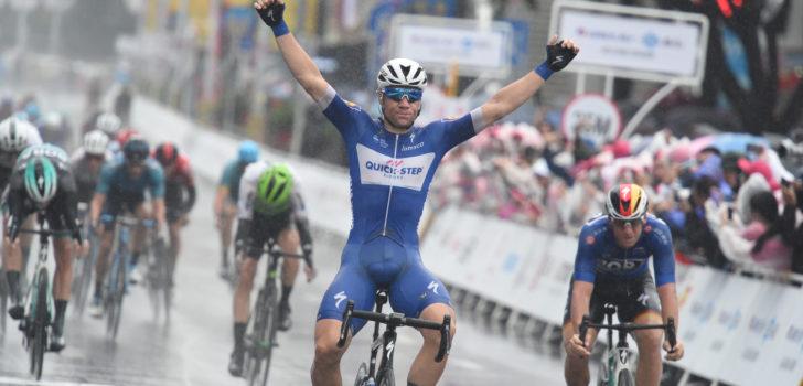 Jakobsen sluit seizoen af met overwinning in Tour of Guangxi, Moscon eindwinnaar