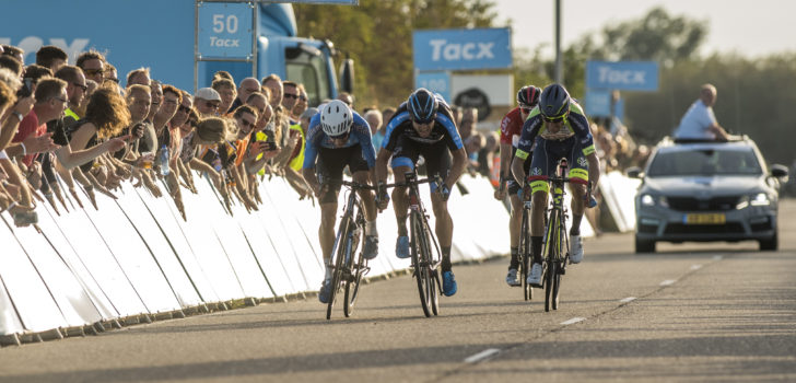 Peter Schulting wint enerverende Tacx Pro Classic