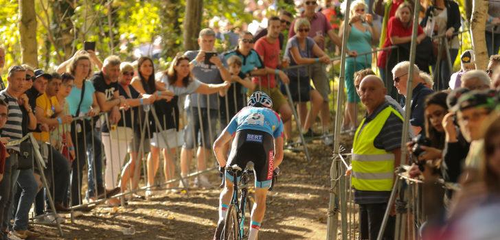 Timo Kielich wint Flandriencross voor beloften, Nys de beste junior