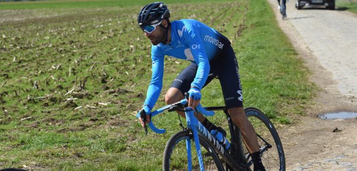 Valverde aanwezig in weinig gewijzigde Dwars door Vlaanderen